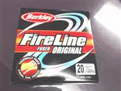 Berkeley FireLine Fuse Original 20 LB 125 Yard Line